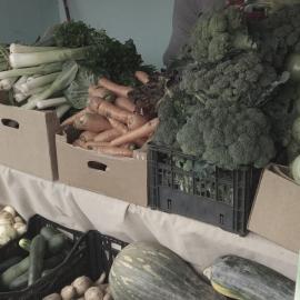 El Cabildo recuerda que se puede comprar carne, pescado y verdura en los mercados