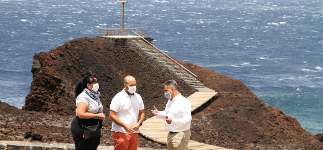 Buenavista del Norte traslada al Cabildo de Tenerife las necesidades que precisa el sector primario del municipio
