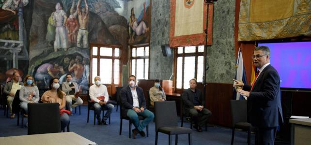 El Cabildo ha abonado ya más de 1,2 millones de euros de las ayudas del plan de choque al sector primario, 200.000 euros a las cofradías de pescadores.
