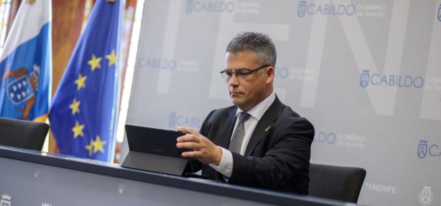 El Cabildo promueve acciones para fomentar el consumo de productos del sector primario