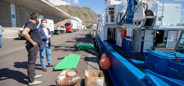 Treinta y cinco entidades cuentan ya con la acreditación de la marca Pesca Artesanal